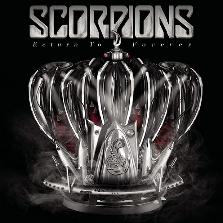 """Scorpions - Return To Forever"" 2015"